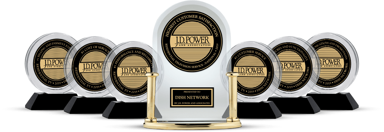 DISH Customer Satisfaction - Ranked #1 by JD Power - Hans CedarDale Satellite Inc in Hughesville, Pennsylvania - DISH Authorized Retailer