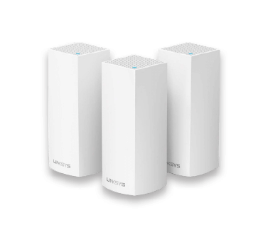 DISH Smart Home Services - Linksys Velop Mesh Router - Hughesville, Pennsylvania - Hans CedarDale Satellite Inc - DISH Authorized Retailer