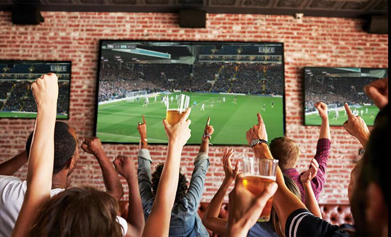 Sports TV for Business from Hans CedarDale Satellite Inc