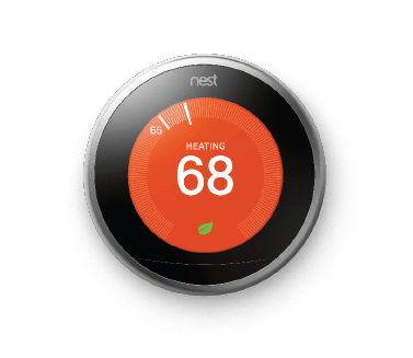 DISH Smart Home Services - Nest Learning Thermostat - Hughesville, Pennsylvania - Hans CedarDale Satellite Inc - DISH Authorized Retailer